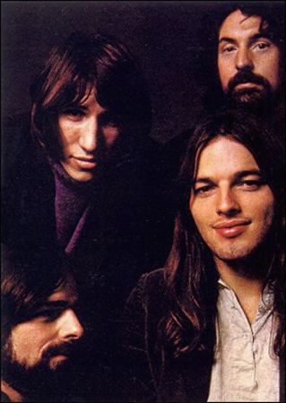 Pink+Floyd in colour early 70s