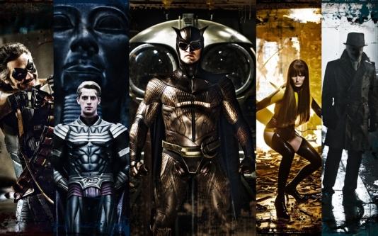 Watchmen: obra-prima de Zack Snyder.