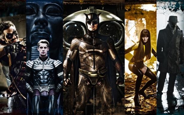 watchmen heroes