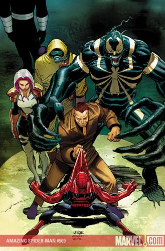 Norman Osborn é outra possibilidade...