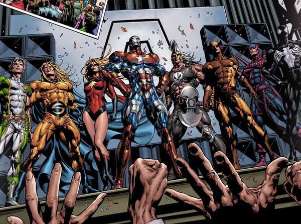 avengers - Dark_Avengers