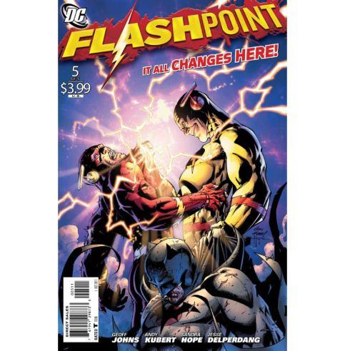 Flashpoint: realidade alternativa.