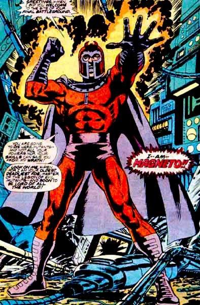 magneto by dave crockum