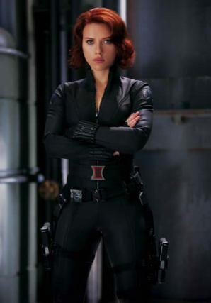 Scarlett Johansson terá mais destaque como  Viúva Negra.