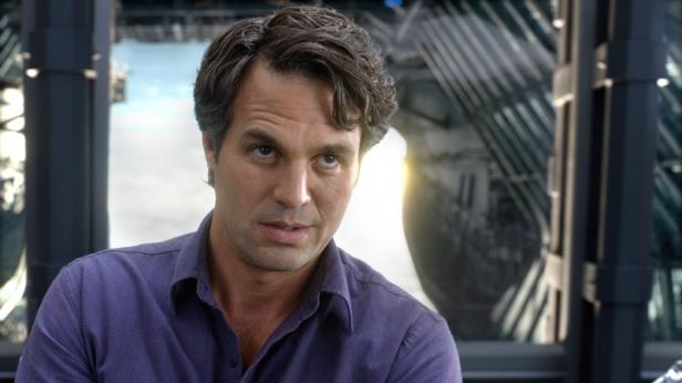 Mark Ruffalo como Bruce Banner: não houve espaço para explorá-lo apropriadamente ainda.