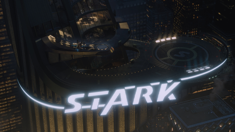 movie avengers stark tower