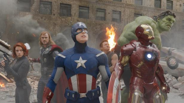 movie avengers united
