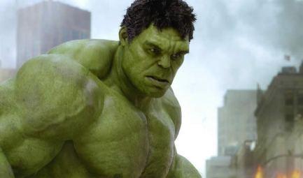Hulk: difícil de adaptar.
