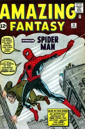 A estreia do Homem-Aranha: curta, eficaz e definitiva .