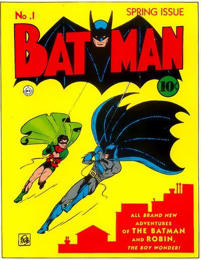 """Revista """"Batman 01"""" bate recorde de preço em leilão – hqrock"""
