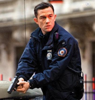 Joseph Gordon-Levitt  em O Cavaleiro das Trevas Ressurge: candidato a Star-Lord.