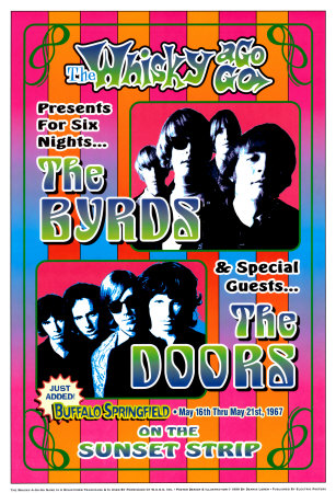 862572~The-Byrds-and-the-Doors-at-the-Whiskey-A-Go-Go-Posters