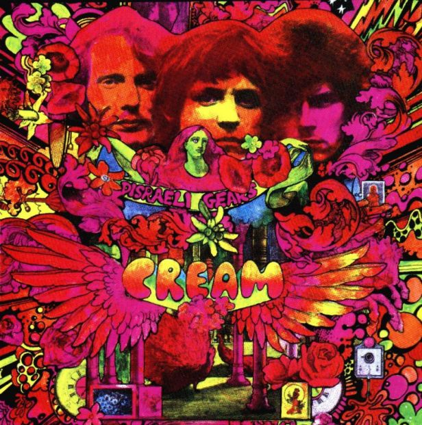 creamdisraeligears cover 1967