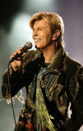 Bowie: faixas inéditas.