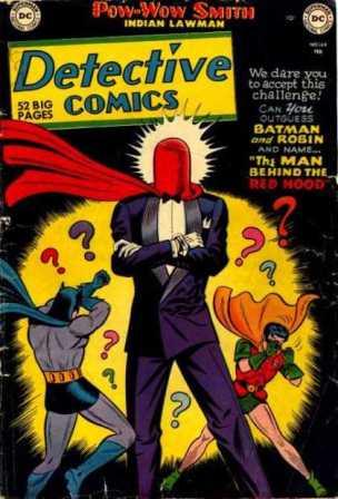Capuz Vermelho: história de Bill Finger.
