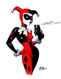 Arlequina: dos desenhos para os quadrinhos, uma das vilãs mais populares dos últimos tempos.