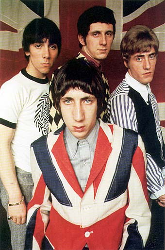 O The Who em 1965: clássico absoluto.