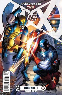 Wolverine vs. Capitão América: sucesso de vendas.