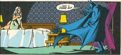 Batman_and_SilverStCloud by walt simonson