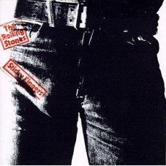 Sticky Finger, de 1971, pode ser tocado na íntegra.