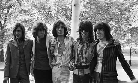 Rolling Stones: cinebiografia.