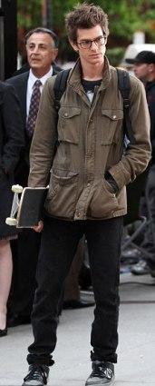 Andrew Garfield não será mais Peter Parker.