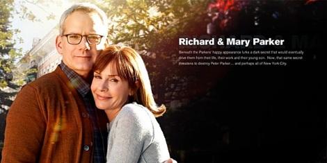 Richard e Mary Parker: os pais tem papel fundamental.