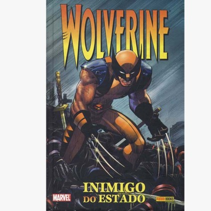 Wolverine: Inimigo de Estado: desculpa para meter a porrada em todo mundo.