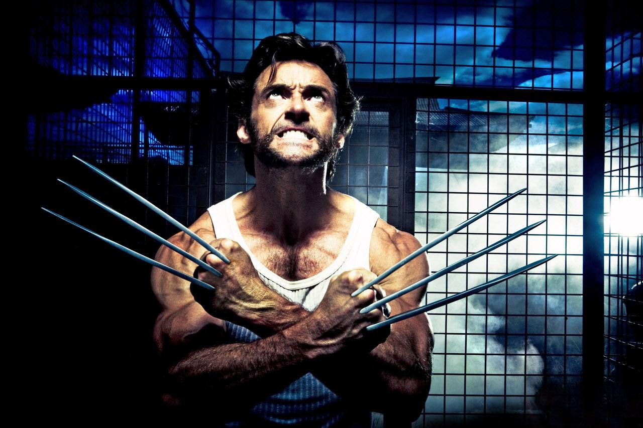 wolverine poster from origins in jail
