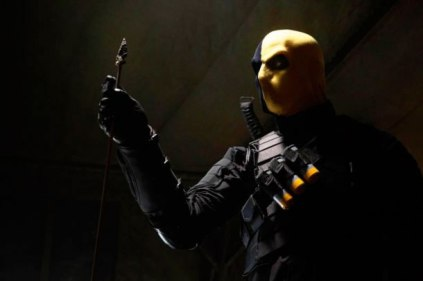 A versão do Exterminador em Arrow.