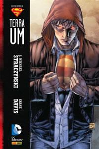 Terra Um: versão alternativa e moderna do Superman.