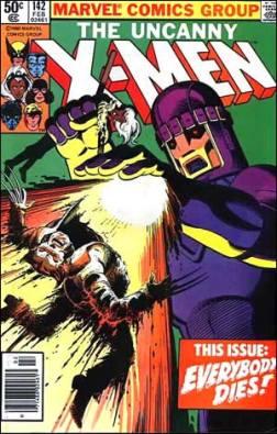 Dias de um Futuro Esquecido: clássico imortal dos quadrinhos.