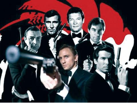 007 six guns montage