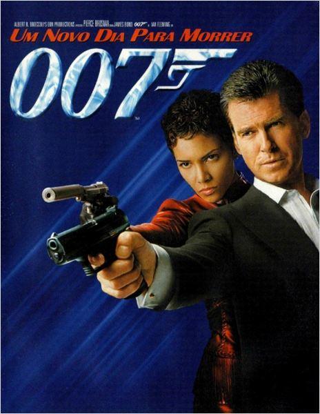 007 um novo dia para morrer cartaz