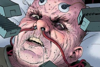 Detalhe da capa de Amazing Spider-Man 698: posição baixa no ranking.