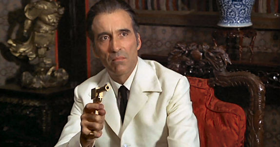 christopher lee in the man with the golden gun 2