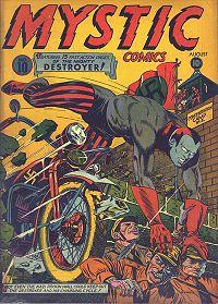 Destroyer foi o primeiro personagem de Lee a fazer sucesso.
