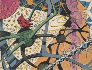 Os conceitos inovadores de Stan Lee e a arte das revistas transformaram os quadrinhos da Marvel em algo cult entre os intelectuais dos anos 1960.