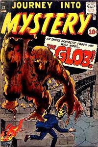 Os quadrinhos de terror de Lee e Kirby.