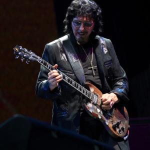 Tony Iommi: show em Londres pode ser o último.