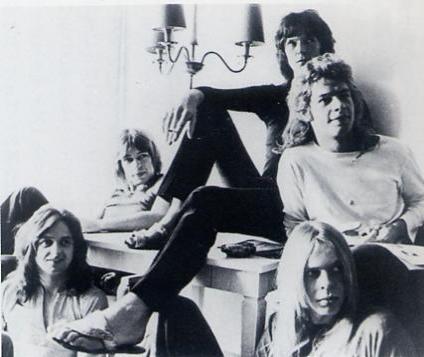 O Yes no auge da carreira em 1972.