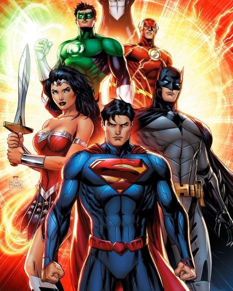 Liga da Justiça: confirmada para 2017?