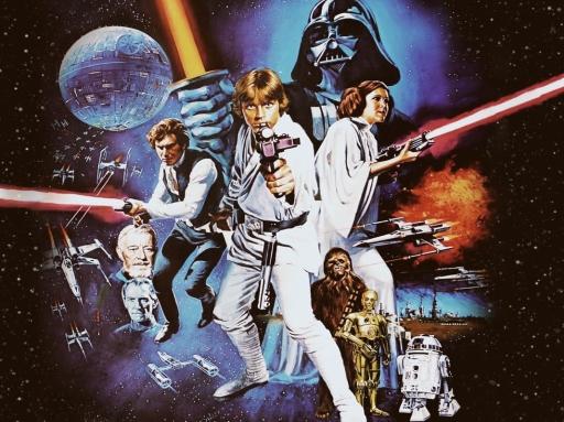 Poster do primeiro filme.