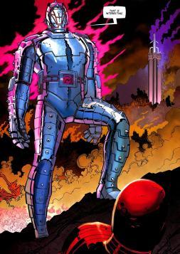 Ultron: diálogo.