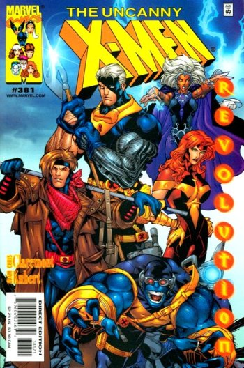 Uncanny X-Men 381: Chris Claremont de volta.