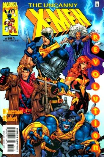 Uncanny X-Men 381: Chris Claremont de volta.