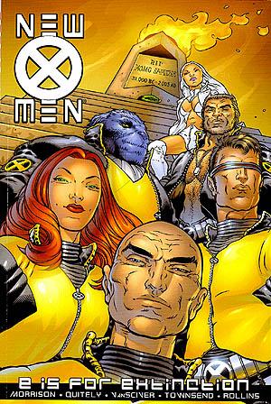 Os Novos X-Men de Grant Morrison: polêmicas, muitas polêmicas.
