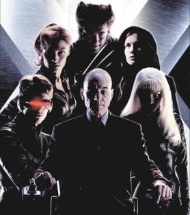 X-Men - O Filme já trazia a equipe formada.