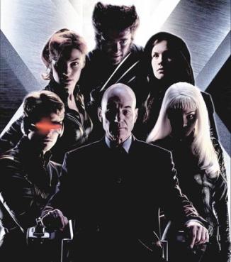 """O velho elenco: Fox não descarta ainda fazer filmes do """"presente"""" dos X-Men."""