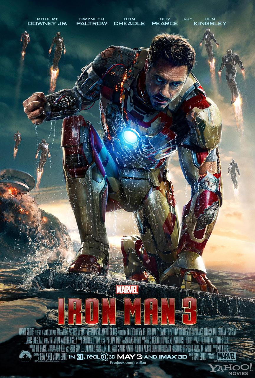Homem de Ferro 3 - Dublado